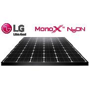 Residential solar systems - LG - MonoX - Neon