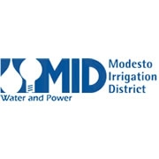 Utilities we work with for residential solar systems - Modesto Irrigation District